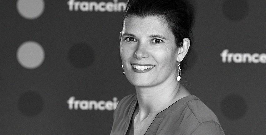 Estelle Cognacq - France Info