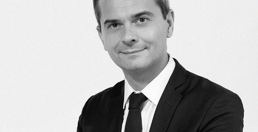 Julien Villeret - Directeur de la Communication d'EDF