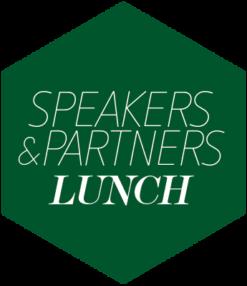 speaker lunch